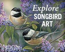 Songbirds Art