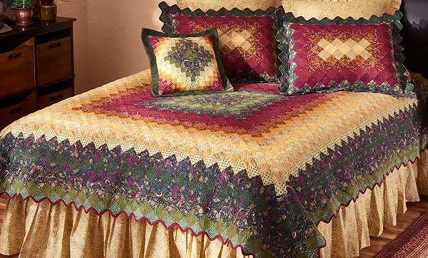 46997125SS:Spice Trip Bedding Collection