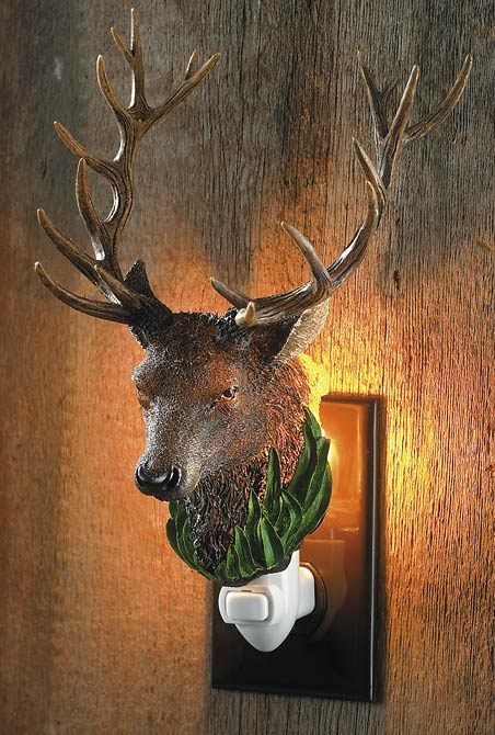 5598542508: Elk Night Light