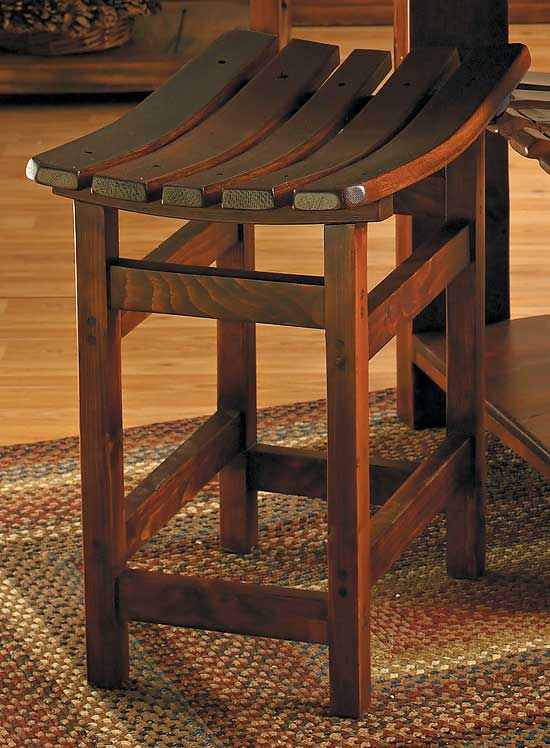 5872862502: Rustic Winemaster Tasting Stool