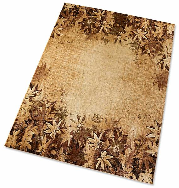 48850389SS: Leaves of Autumn Area Rug Collection