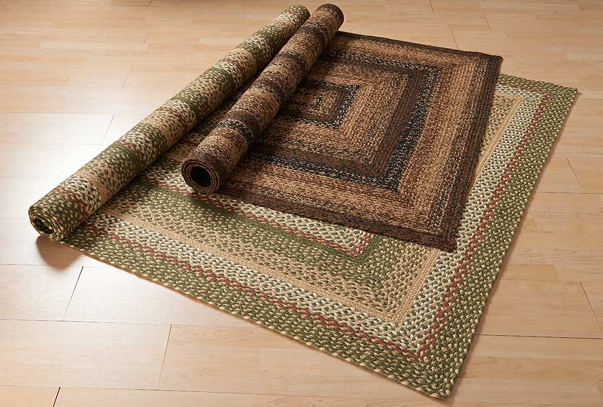 44320706SS: Cappuccino Area Rug Collection