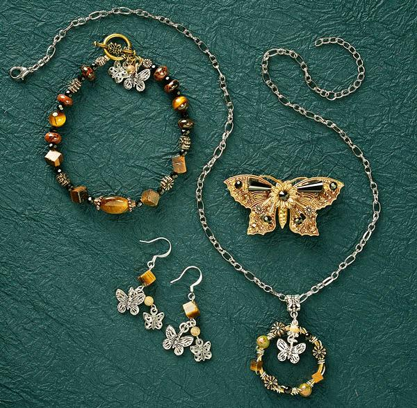 75910686DD: Butterfly Jewelry Collection
