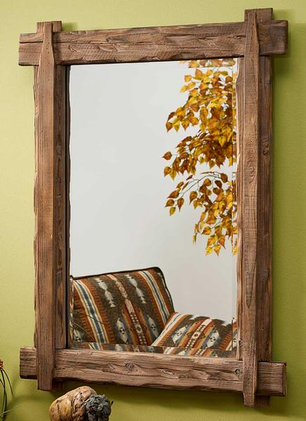 5907098201: Natural Reflections Mirror