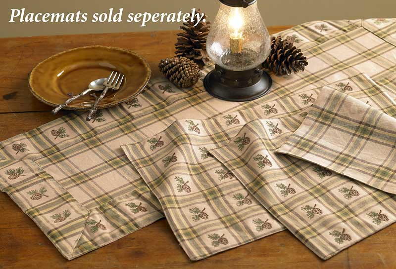 5662629108: Pine Lodge Table Runner
