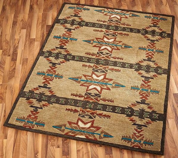 47792482SS: Trade Blanket Area Rug Collection