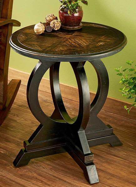 5907481501: Heartwood Side Table