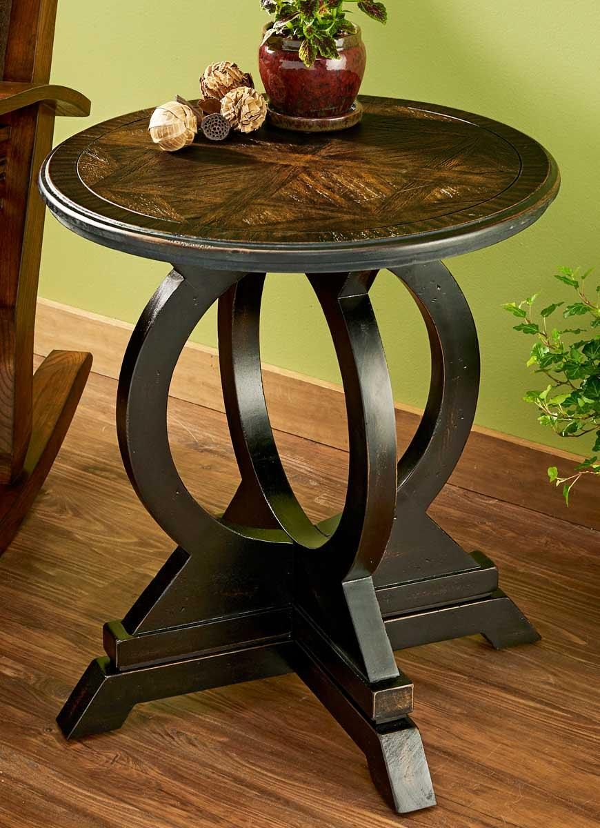 5907481501:Heartwood Side Table