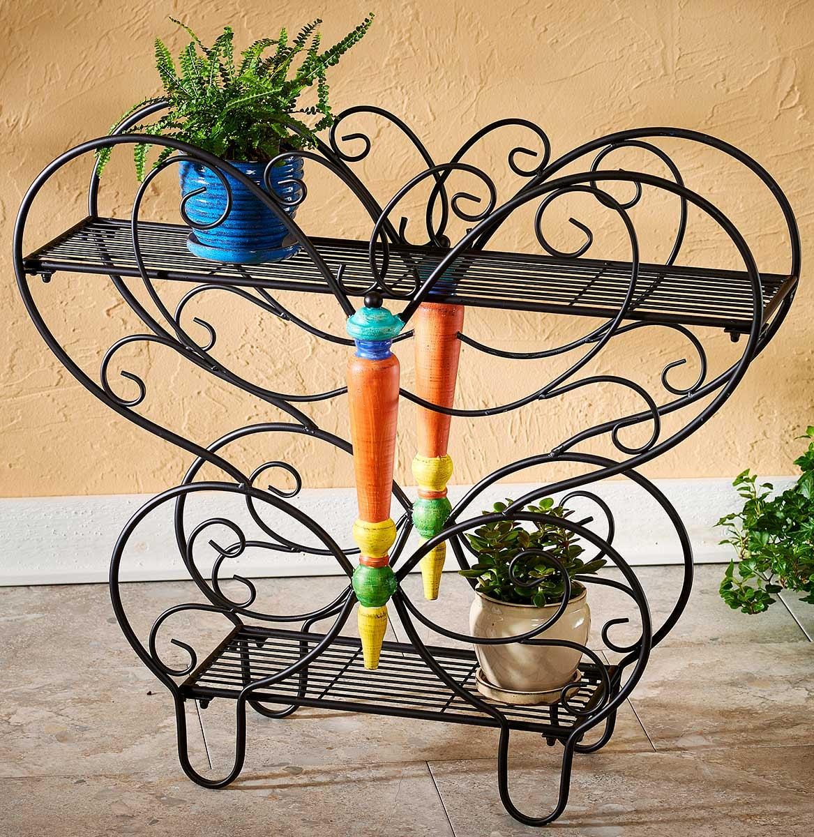 5288068502: Flight of the Butterfly Side Table
