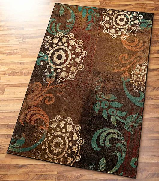 46521883SS:No Place Like Home Area Rug Collection
