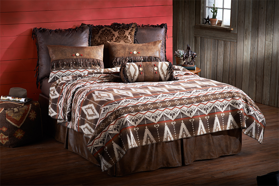 4140608201: Navajo Bedding Set (Queen)