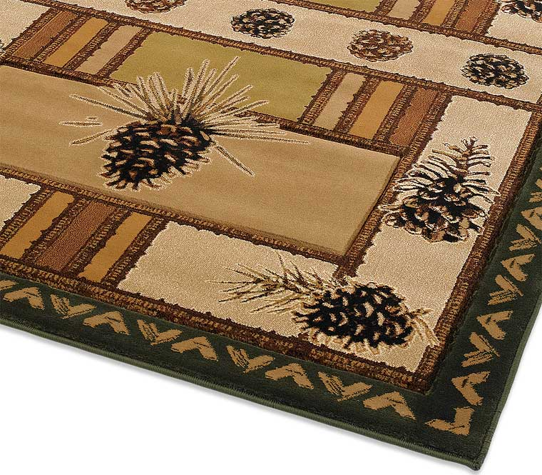 4885619101IG: Pine Barrens Area Rug Collection