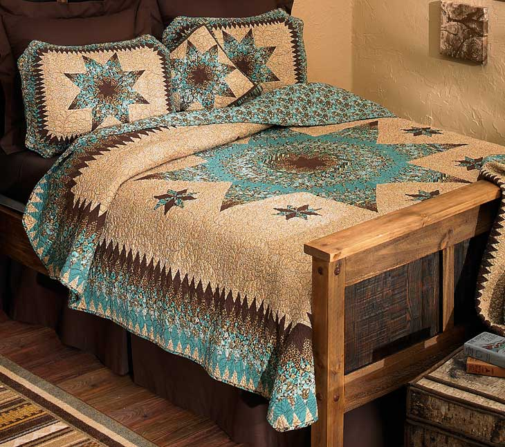 4699708201IG: Heirloom Star Bedding Collection