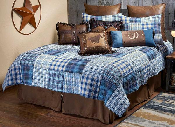 41406582SS: Country Blues Bedding Collection