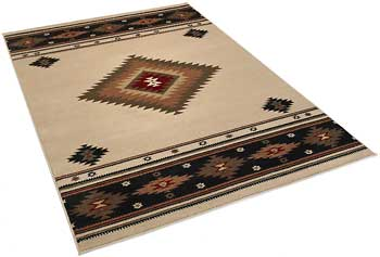 46527236SS:Southwest Hudson Area Rug Collection