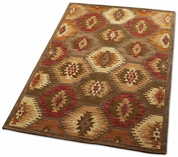 47107182SS: Late Summer Kaleidoscope Area Rug Collection