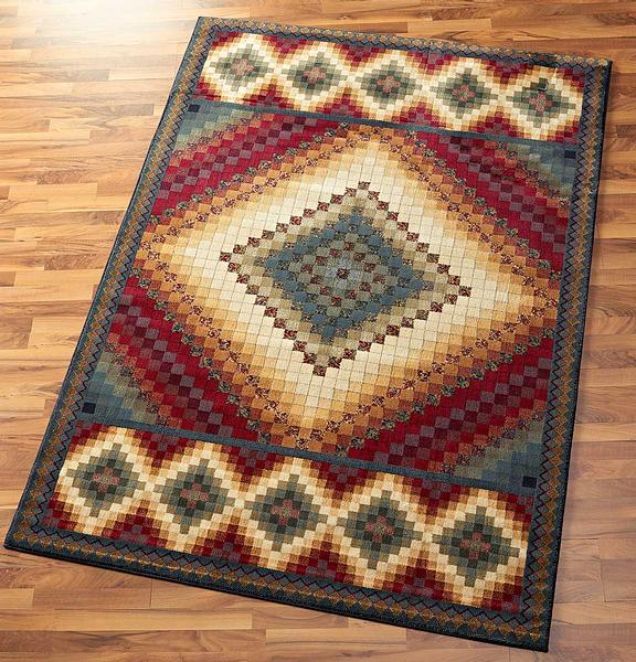 48857140SS:Spice Trip Area Rug Collection