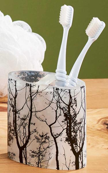 4245728901:Mystic Forest  Toothbrush Holder