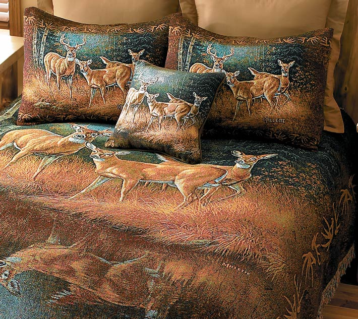 4549876501IG: Whitetail Reflections Bedding Collection