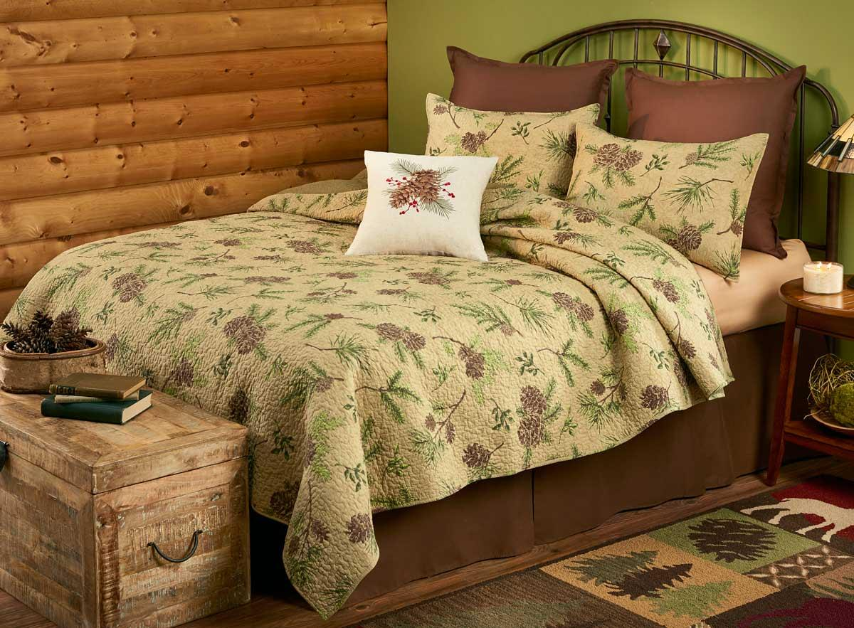 41438791SS2: Touched by Pines Bedding Collection